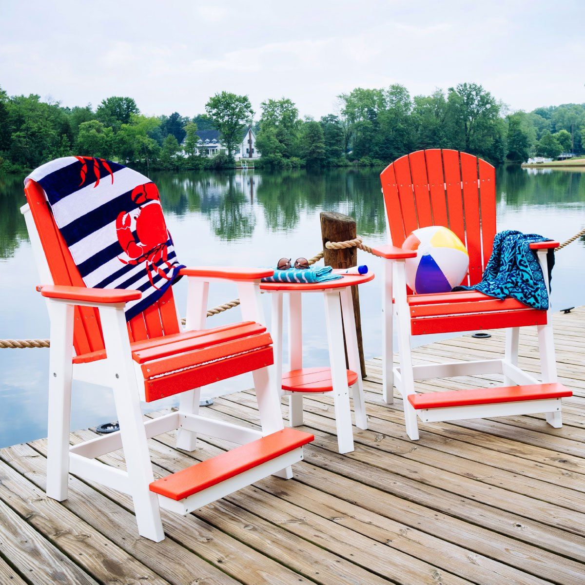 Adirondack Balcony Chairs
