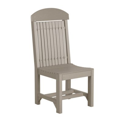Classic Dining Chair - Weatherwood