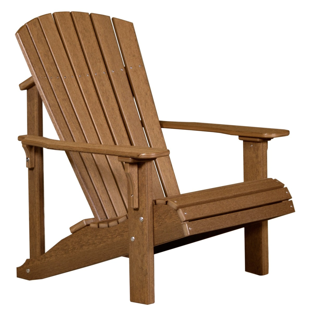 Deluxe Adirondack Chair - Antique Mahogany