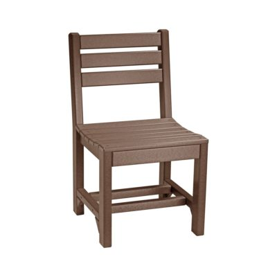 Island Counter Chair (Dining Height Shown) - Chestnut Brown