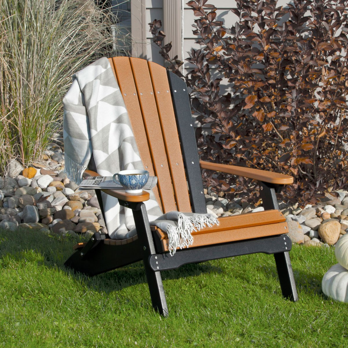 Recycled Plastic Muskoka Chair