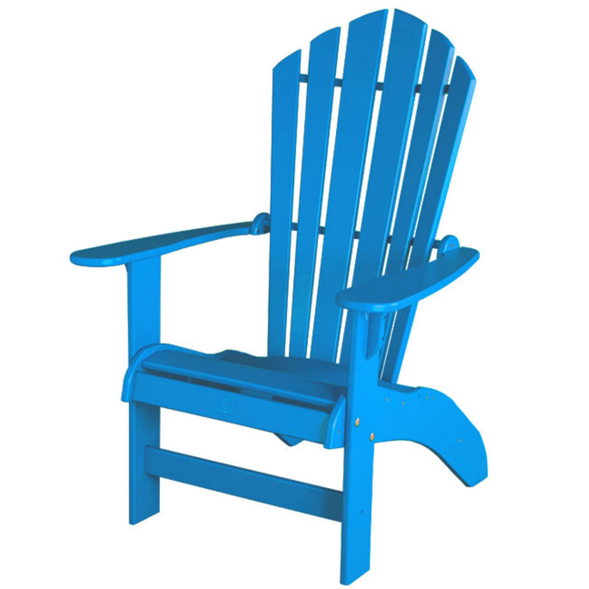Highback Muskoka Chair - Sky Blue