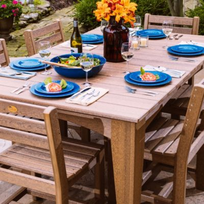 Island 7-Piece Dining Set
