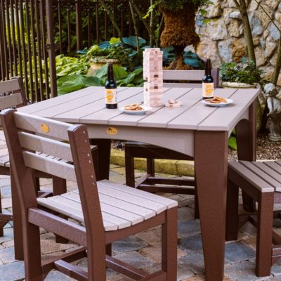 Island 5-Piece Dining Set