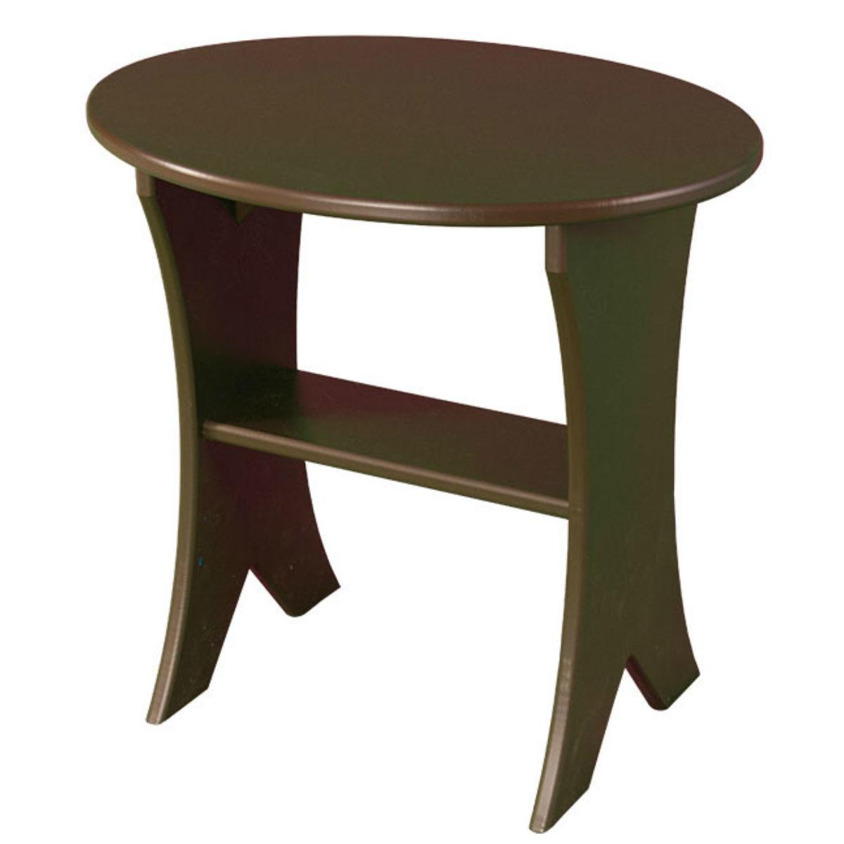 Muskoka Springs Oval End Table