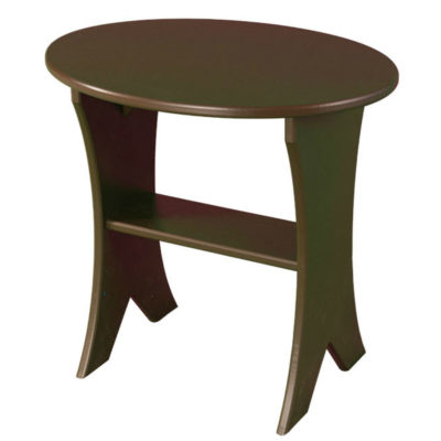 Muskoka Springs Oval End Table