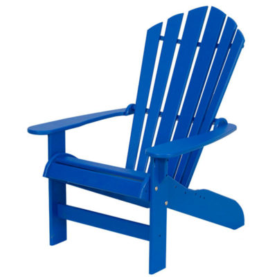 Pondside Muskoka Chair - Cobalt Blue