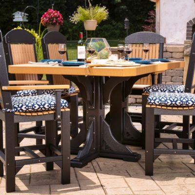 Rectangular 5-Piece Dining Set