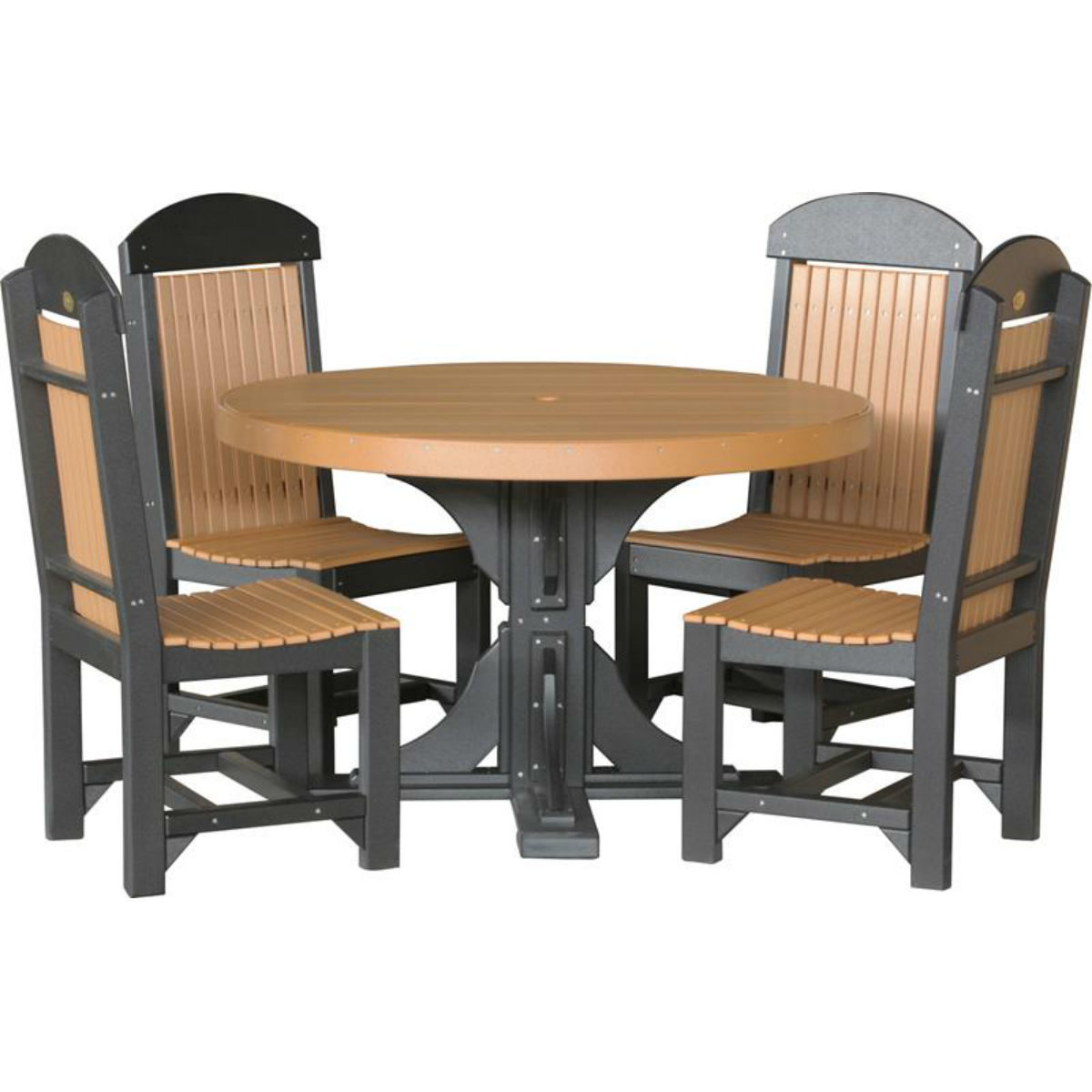 Round 5-Piece Dining Set