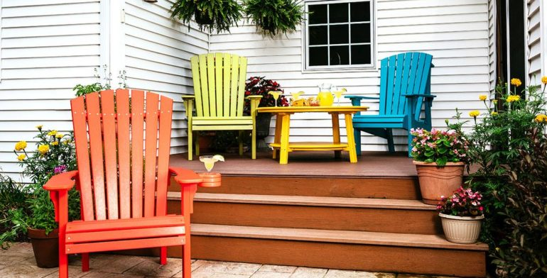 Quality Recycled Outdoor Furniture & Quality Recycled Outdoor Furniture | Recycled Patio by Fine Oak Things