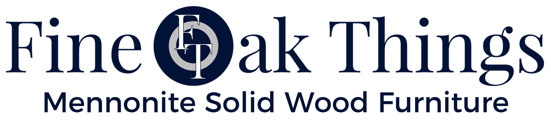 Fine Oak Things Logo