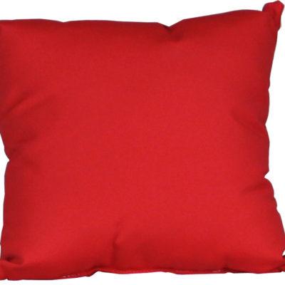 Toss Pillow - Logo Red