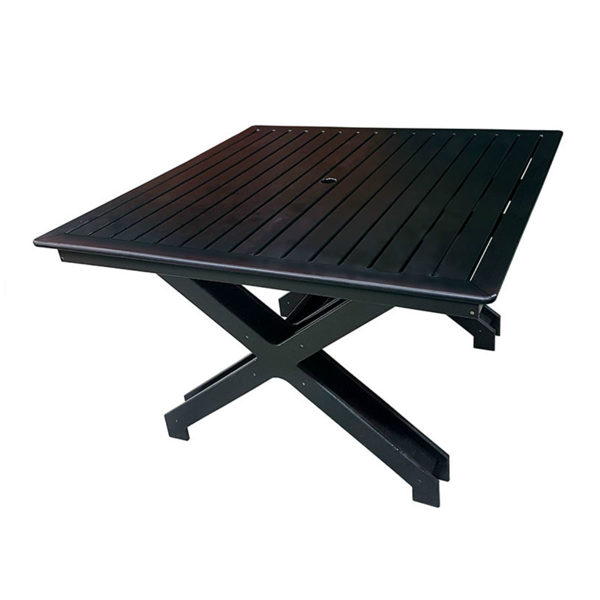X-Dining Set Square Table