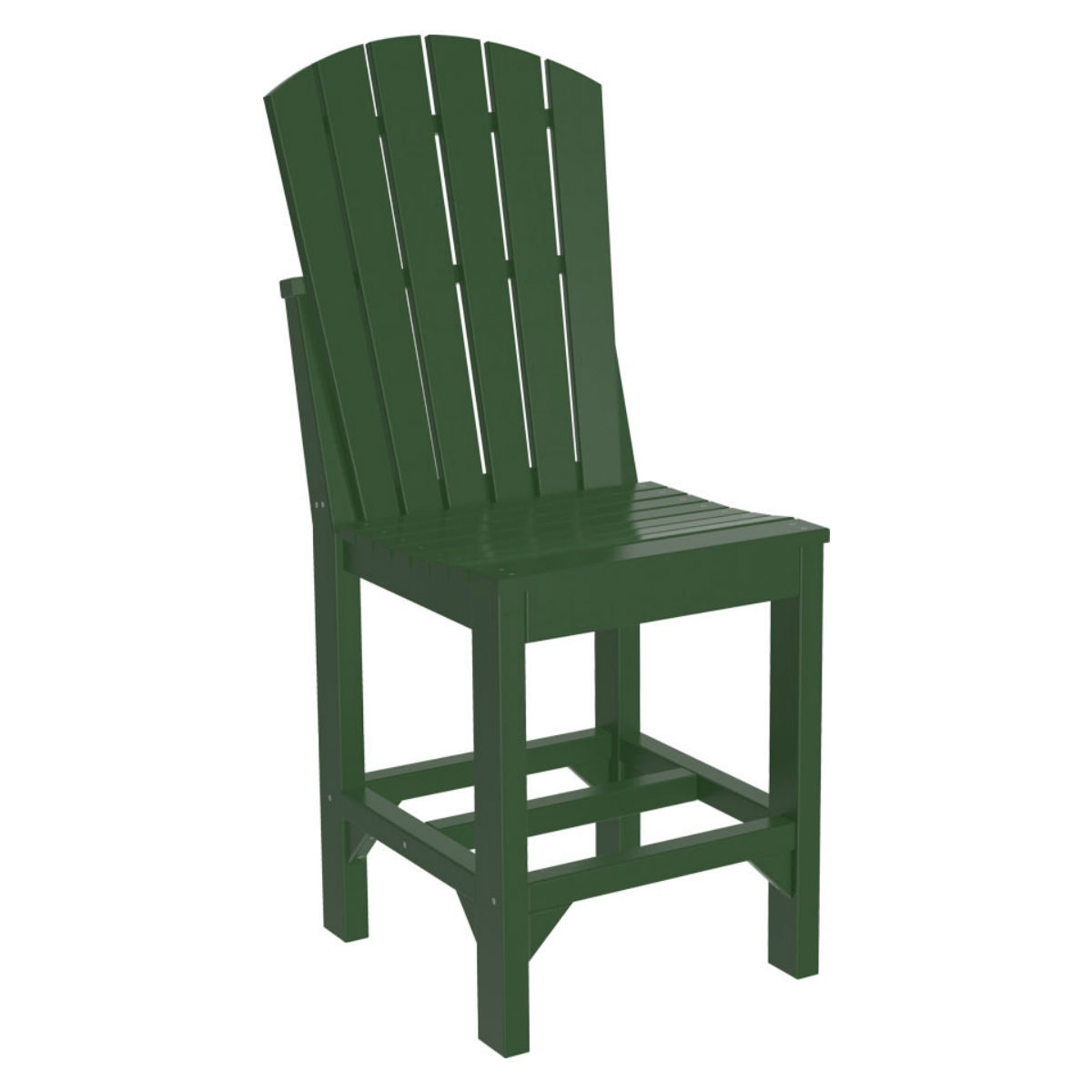 Adirondack Counter Chair - Green