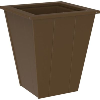 Medium Elite Planter - Chestnut Brown