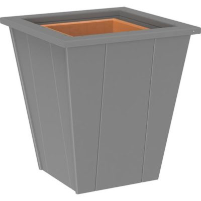 Small Elite Planter - Slate