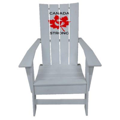 Canada Strong Muskoka Chair
